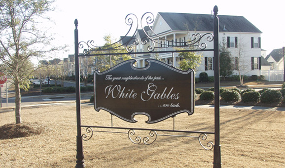 White Gables: Summerville, South Carolina