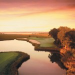 Sea Pines Plantation - sunset - HHI - SC